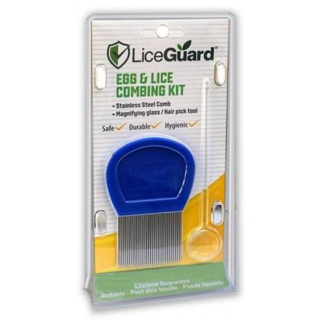 LiceGuard set za iščešljavanje ušiju i gnjida