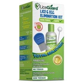 LiceGuard šampon protiv ušiju + češalj