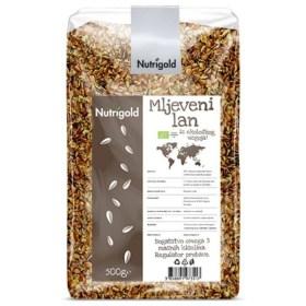 Flax ground organic 500g
