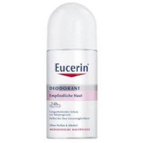 Eucerin Roll-on deodorant for sensitive skin