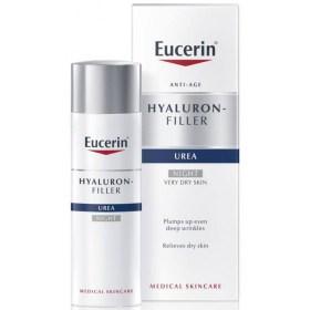 Eucerin Hyaluron-Filler UREA noćna krema s 5% ureje i hijaluronskom kiselinom
