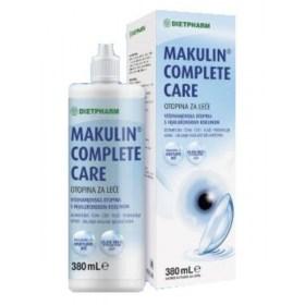 MAKULIN Complete Care Lens Solution 380ml
