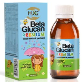 HUG Beta Glucan Premium 150ml