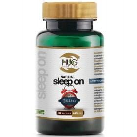 HUG Natural Sleep On Capsules 30x440mg