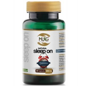 HUG Natural Sleep On kapsule 30x440mg