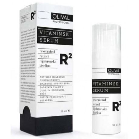 Olival Vitaminski R2 serum protiv prvih bora 30ml
