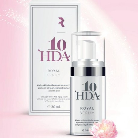 10 HDA Royal serum 30ml