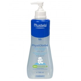 Mustela rinse-free cleaning lotion, 300ml