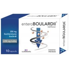 Enteroboulardii capsules for intestinal flora health