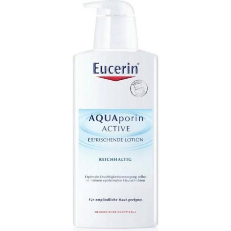 Eucerin AQUAporin ACTIVE bogati (rich) intenzivni losion za tijelo, 400ml
