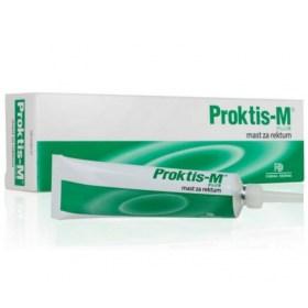 Proktis-M plus rectum ointment
