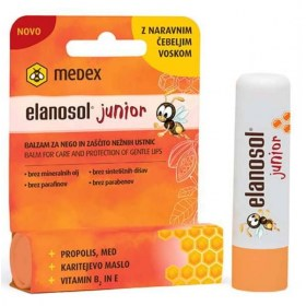 Elanosol Junior Balm for The Care and Protection of Tender Lips