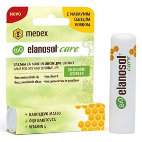 Elanosol Care Balm for Dry and Sensitive Lips