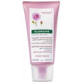 CHLORINE Gel balm with peony for sensitive scalp