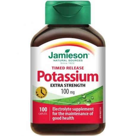 Jamieson Premium Kalij tablete 100mg