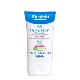 Mustela Moisturizing Face Cream, 40ml