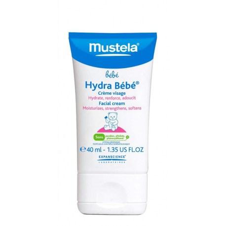 Mustela Hidratantna krema za lice, 40ml