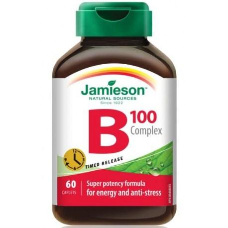 Jamieson B kompleks tablete s produljenim oslobađanjem