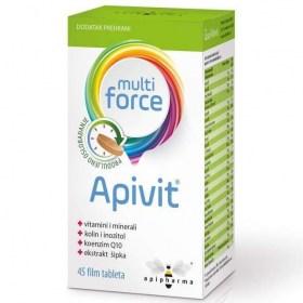 Apivit Multiforce tablets 45 pcs.