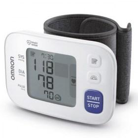 OMRON RS4 wrist pressure gauter