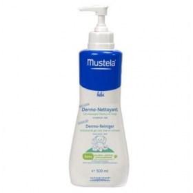 Mustela Dermatološki gel za novorođenčad, 500ml