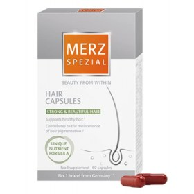 Merz Spezial HAIR hair capsules 60 pcs.