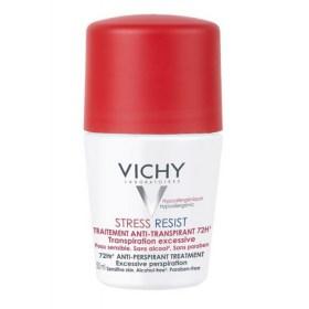 Vichy Roll-on Deodorant Anti-Stress Anti-Sweating Treatment 72h