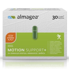 Almagea MOTION SUPPORT+ for bone, cartilage and muscle health