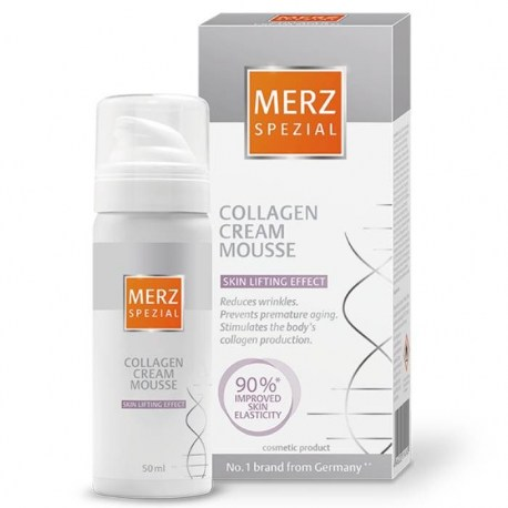Merz Spezial Collagen Cream Mousse
