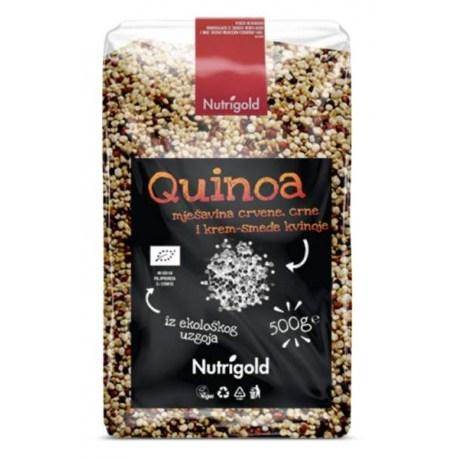 """Quinoa """"Tricolor"""" Organska 500g"""