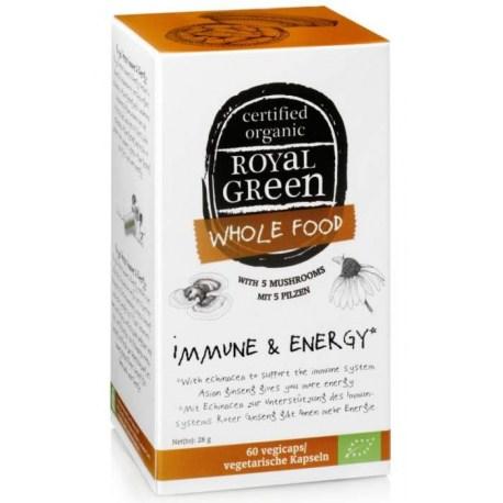 Royal Green Kompleks za imunitet i energiju 60 kapsula