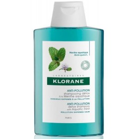 Klorane detoksikacijski šampon s vodenom metvicom 200ml