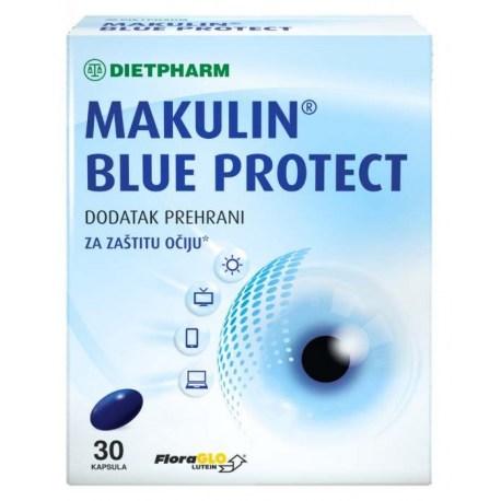 Dietpharm Makulin Blue protect kapsule za zaštitu očiju