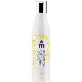 Melem shower with precious essential immortelle oil 250ml