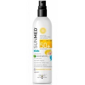 Sunmed kids sprej SPF 50+ za vrlo visoku zaštitu dječje kože