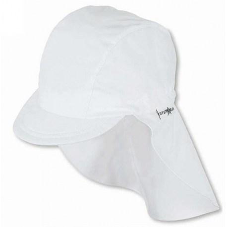 Kapa bijela s UV zaštitom za stariju djecu i odrasle