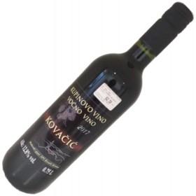 Kupinovo vino OPG Kovačić Kristina 0.75l