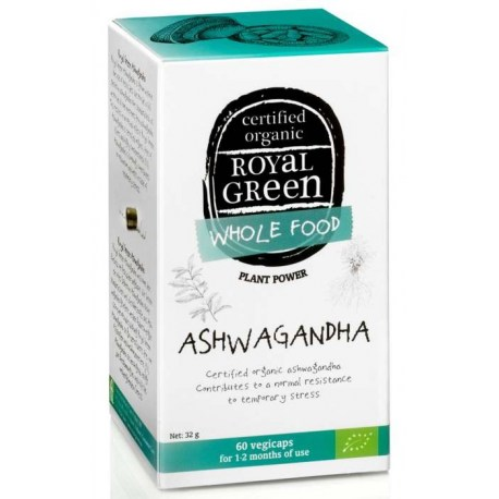 Royal Green Ashwagandha kapsule