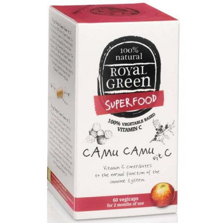 Royal Green Camu Camu vitamin C kapsule