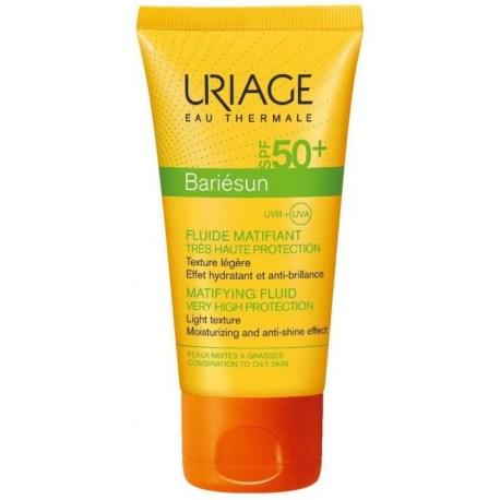 Uriage BARIESUN SPF50+ mat fluid 50ml