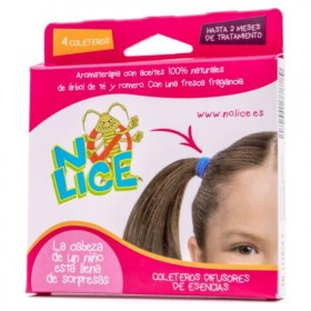 No-Lice gumice za kosu protiv uši