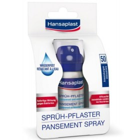 Hansaplast spray patch