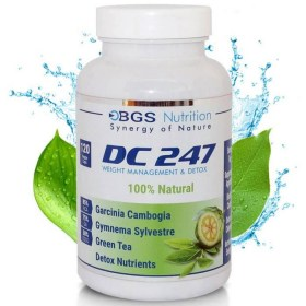 DC 247 weight control and detoxification capsules, 120x56g