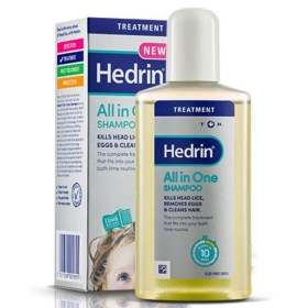 Hedrin All in One Shampoo