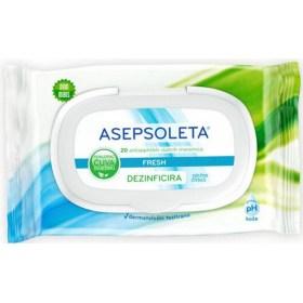 Asepsoleta Fresh wipes 20 pcs.