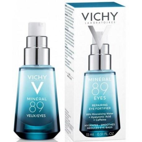 Vichy Mineral 89 Eyes njega za područje oko očiju 15ml