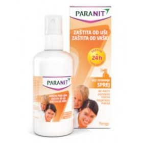 Paranit spray for protection from lice, 100ml