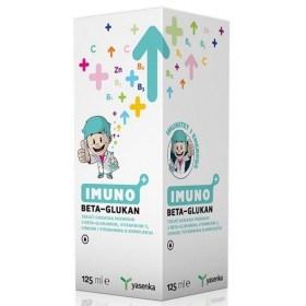 Yasenka Immuno BETA GLUCAN is yet to be found. dietary supplement 125ml
