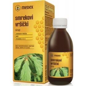 Medex juniper and honey syrup 150ml