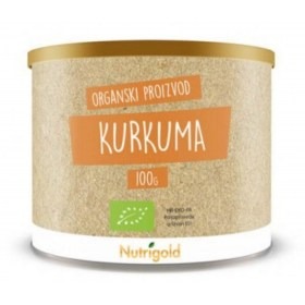 Turmeric Powder Organic 100g